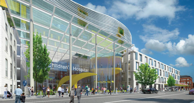 Date set for decision on paediatric hospital planning