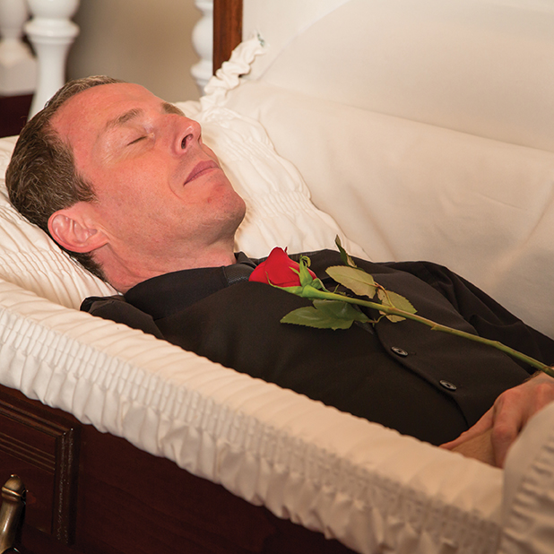 Taking Funerals To The Extreme