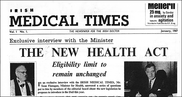 The leading doctors' newspaper since 1967